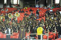 Tucker vs Lovejoy State Championship Band Cheerleaders Fans